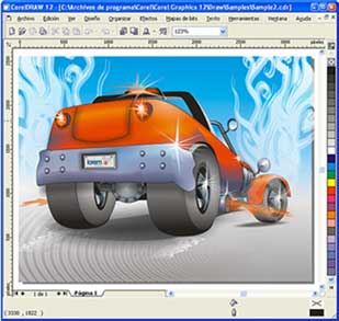 corel draw 12 pdf