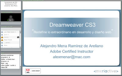 Video tutorial de Dreamweaver CS3 en español