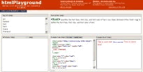 HTMLplayground: Referencias XHTML y CSS