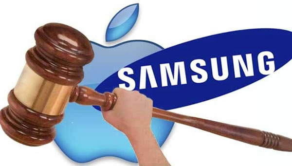 Samsung demanda a Apple por el iPhone 5