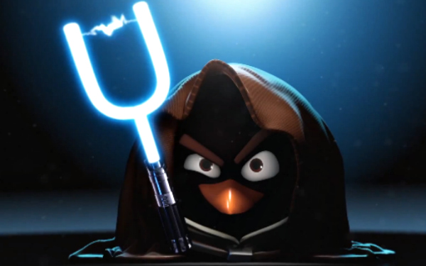 Mira el primer trailer de Angry Birds Star Wars