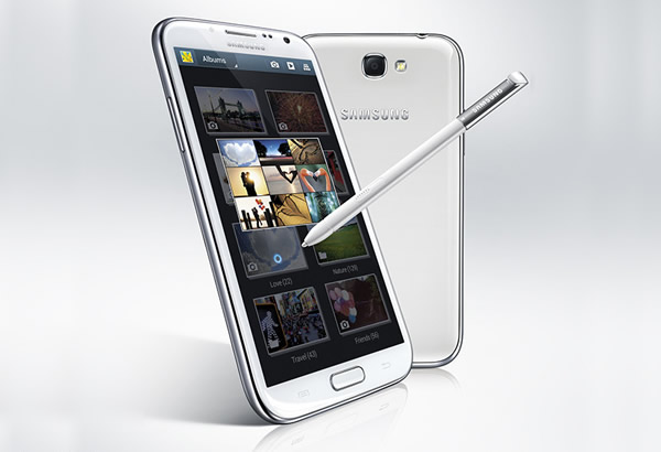 Samsung: 3 million Galaxy Note II sold in a month