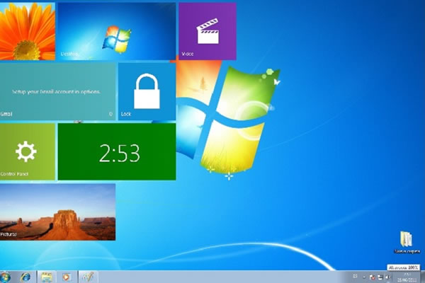 Cómo cambiar el menú de arranque de Windows 8 a Windows 7 con un clic