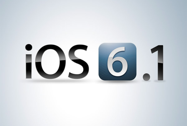 Apple lanza iOS6.1 ¡Descárgalo ya!