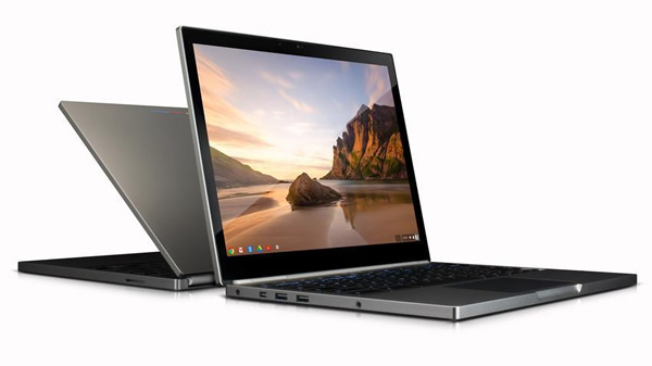 Google lanza Chromebook - Una Laptop Touchscreen