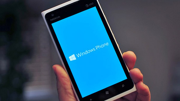 Windows Phone supera las ventas del iPhone en éstos países