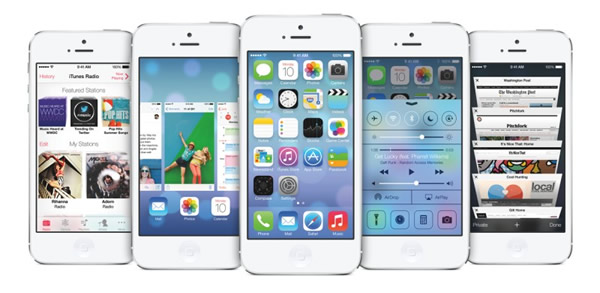 "Apple presenta su iOS 7 ""La mayor modificación desde el iPhone original"""