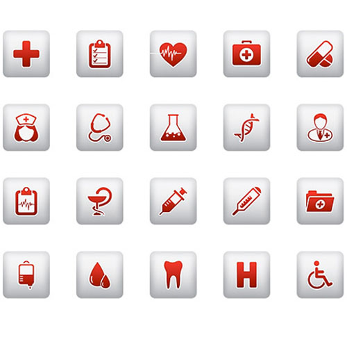 free medical icons