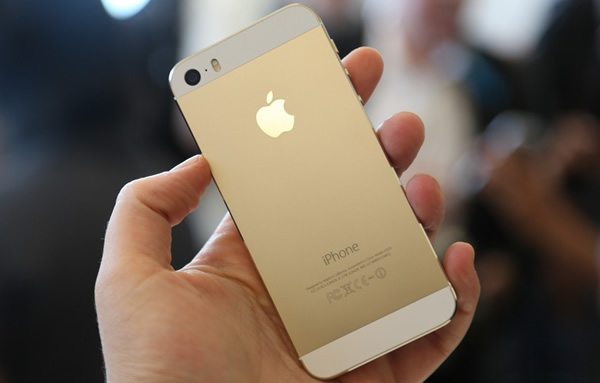 Apple lanza el esperado iPhone 5S