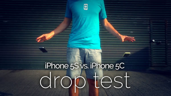 Video: iPhone 5S vs iPhone 5C ¡En impresionante Test de Caídas!