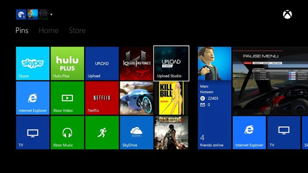 Video: El esperado demo del Xbox One de Microsoft
