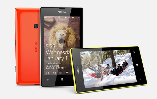 En pleno domino del mercado Windows Phone, Nokia lanza el Lumia 525