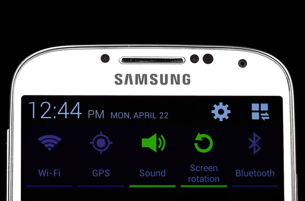 ¿Será esta la Home Screen del Samsung Galaxy S5?
