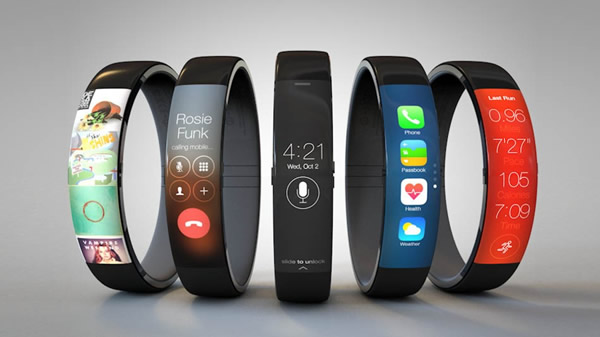 En Video: Impresionante diseño conceptual del iWatch de Apple