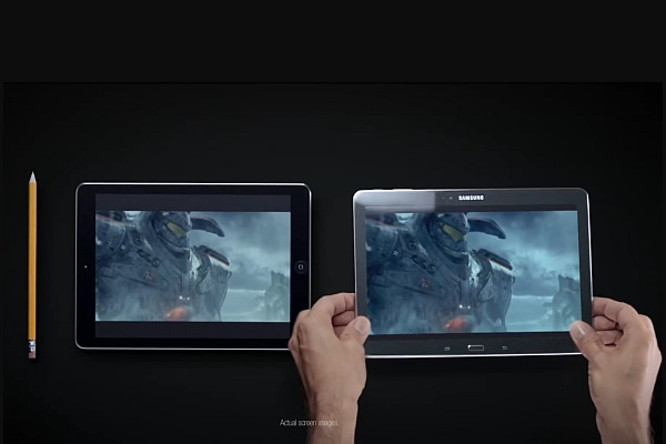 Video: Samsung parodia a Apple en su nuevo comercial