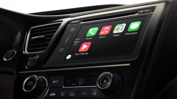 Video: Mira el Apple CarPlay en acción
