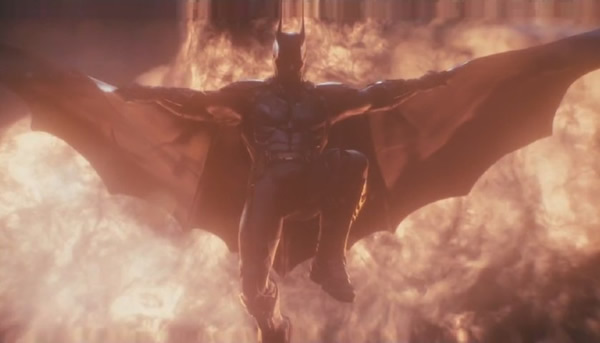 Impresionante trailer de Batman: Arkham Knight