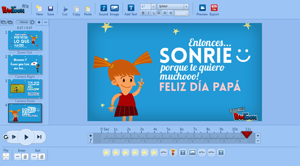 PowToon: Software para crear presentaciones gratis con video y animaciones.