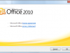 Screenshots de Microsoft Office 2010