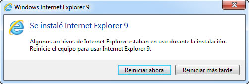 Instalar Internet Explorer 9 (Beta)