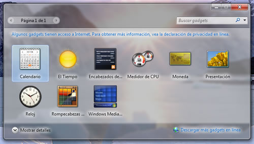 Top 5 Gadgets para Windows 7