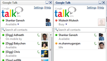 multiple-gtalk