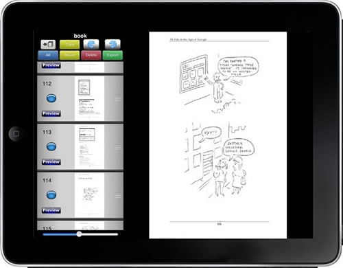 Aplicaciones para editar documentos PDF en el iPad (iPhone)