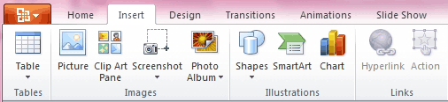 Screen clipping en PowerPoint 2010
