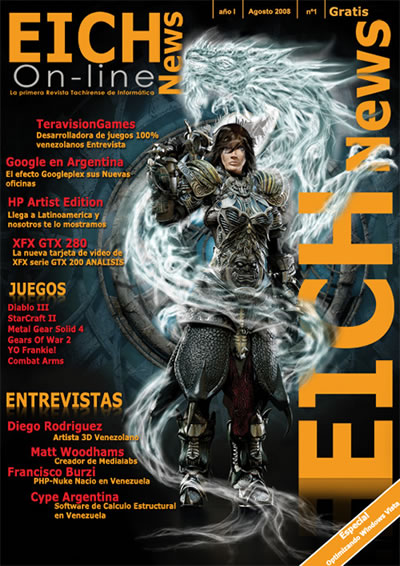 EichNews On-line: Nueva revista digital para latinoamerica