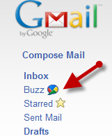 Google Buzz en tu Gmail