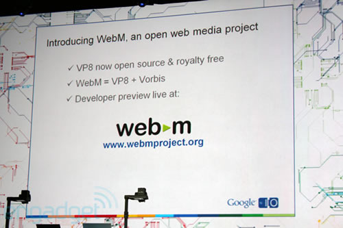 Introduciendo WebM