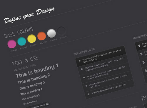 Kit para Wireframing con Photoshop Gratis