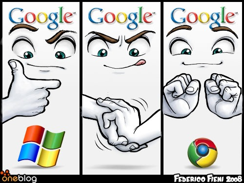La conexión oculta entre Windows y Google Chrome
