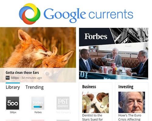 Lo nuevo de Google Google Currents y Google Schemer