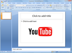 Cómo embeber videos de Youtube en PowerPoint