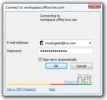 Office Live Login