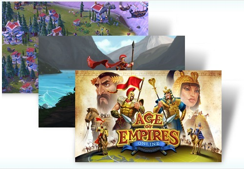 Nuevos temas para Windows 7: Age Of Empires, Birds of Prey, Kim Hana, Mabinogi