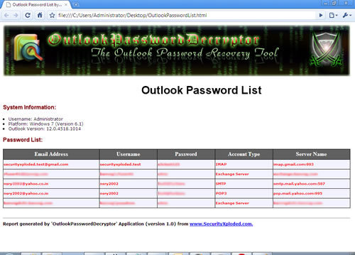 outlookpassworddecryptor