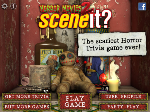 Scene It? Horror Movies 2