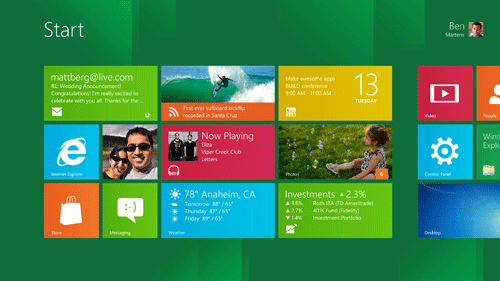 [Descarga] Windows 8 Consumer Preview