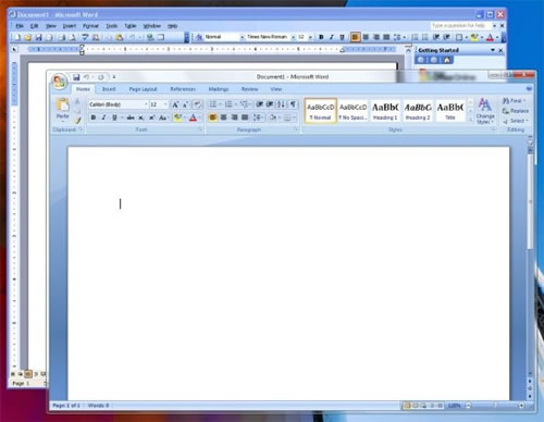 Office 2003 en Windows 7 por Virtual XP