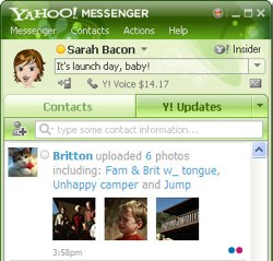 Yahoo! Messenger 10 fuera de beta con video chat y más
