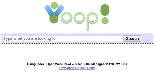 Yioop, un buscador con PHP Open Source