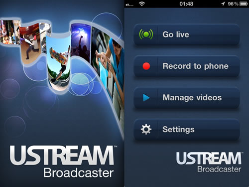 ustream-movil
