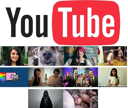Los videos mas vistos de YouTube en el 2011