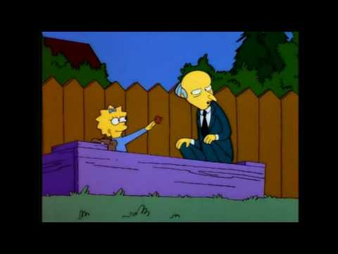 Los simpsons: El corazon de burns