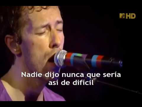 Coldplay - The Scientist (en español)