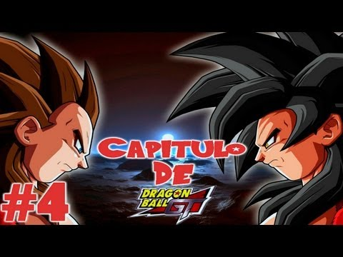 Dragon Ball GT - Capítulo 4 - Goku, un criminal