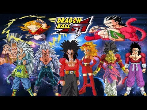Dragon Ball GT - Capítulo 5 - Goku vs. Lezick
