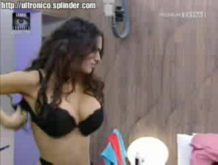 Cristina del Basso - Big Brother Italia